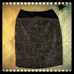 The Limited Sequin Pencil Skirt 2
